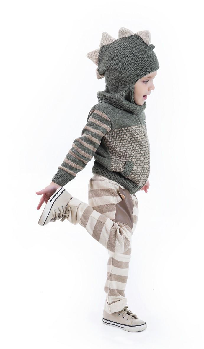 Jaqueta Tricot Infantil Menino Ivan