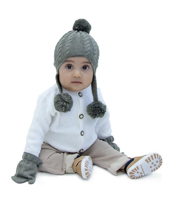 Kit Tricot Bebê Menino Luca