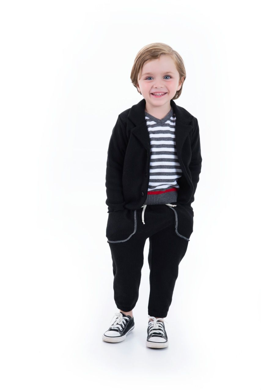 Sweater Alvin Kids  - Mini Lady | Mini Lord