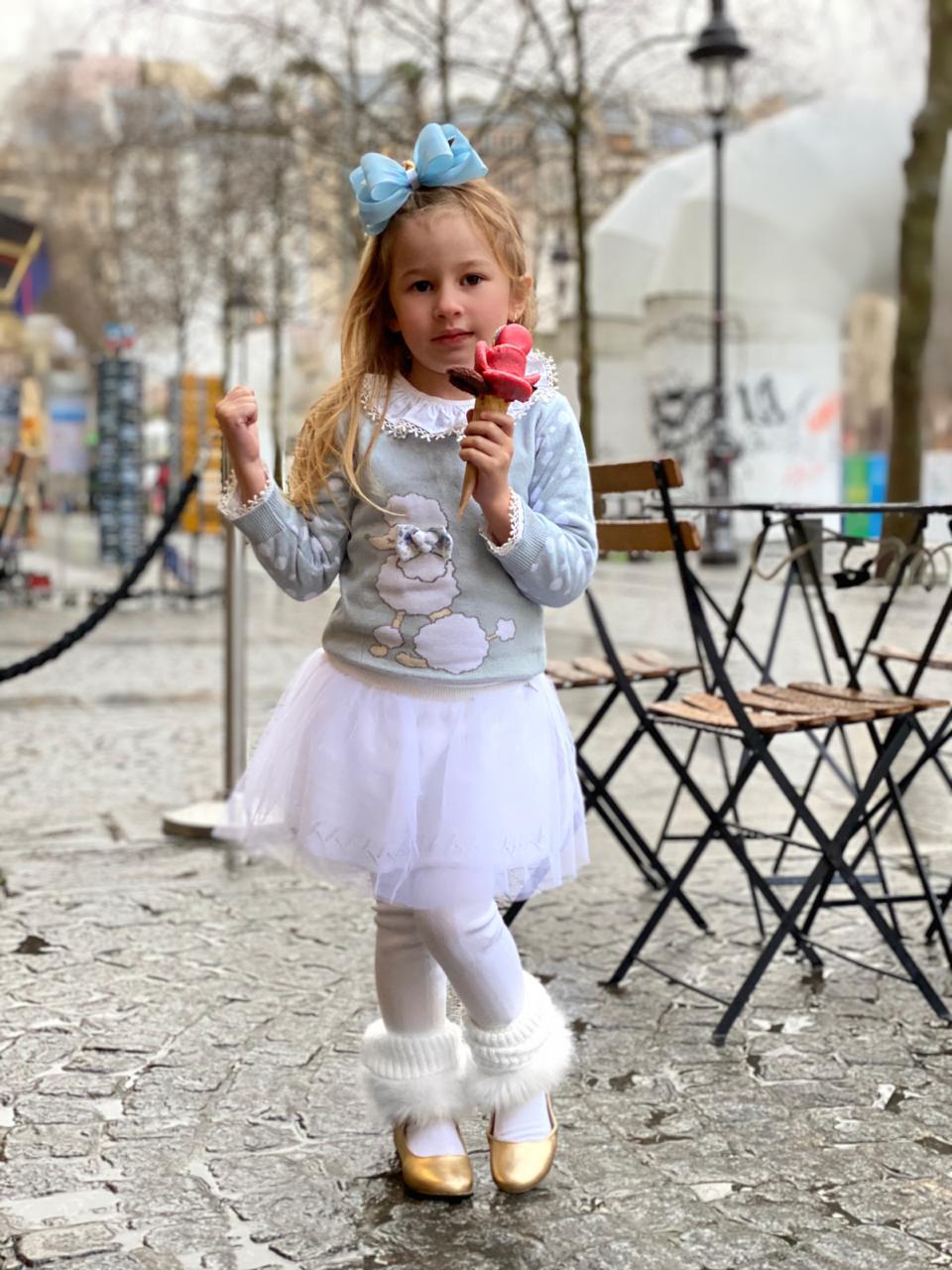 Sweater Penélope Kids  - Mini Lady | Mini Lord