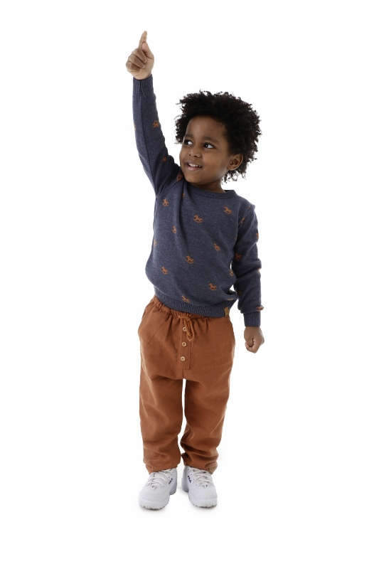 Sweater Tricot Infantil Menino Enzo