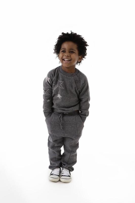 Sweater Tricot Infantil Menino Teodoro