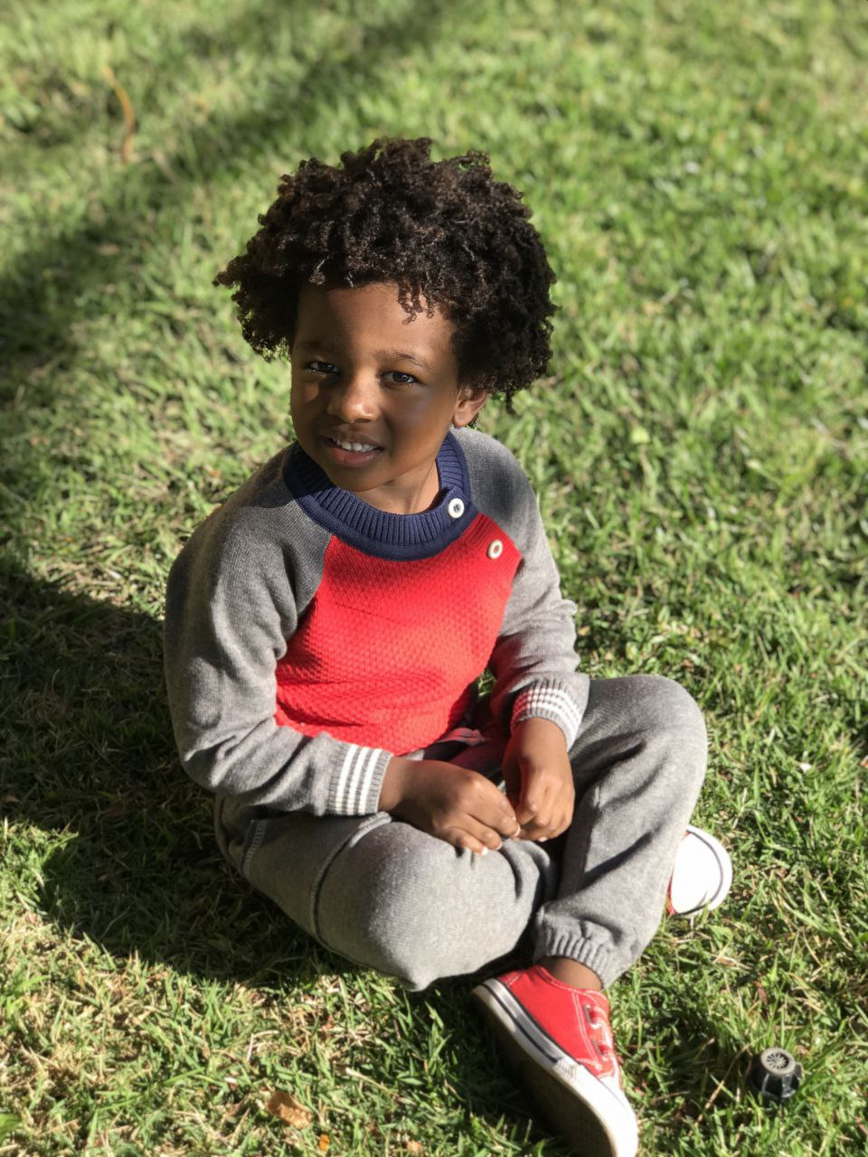 Sweater Tricot Oliver Kids