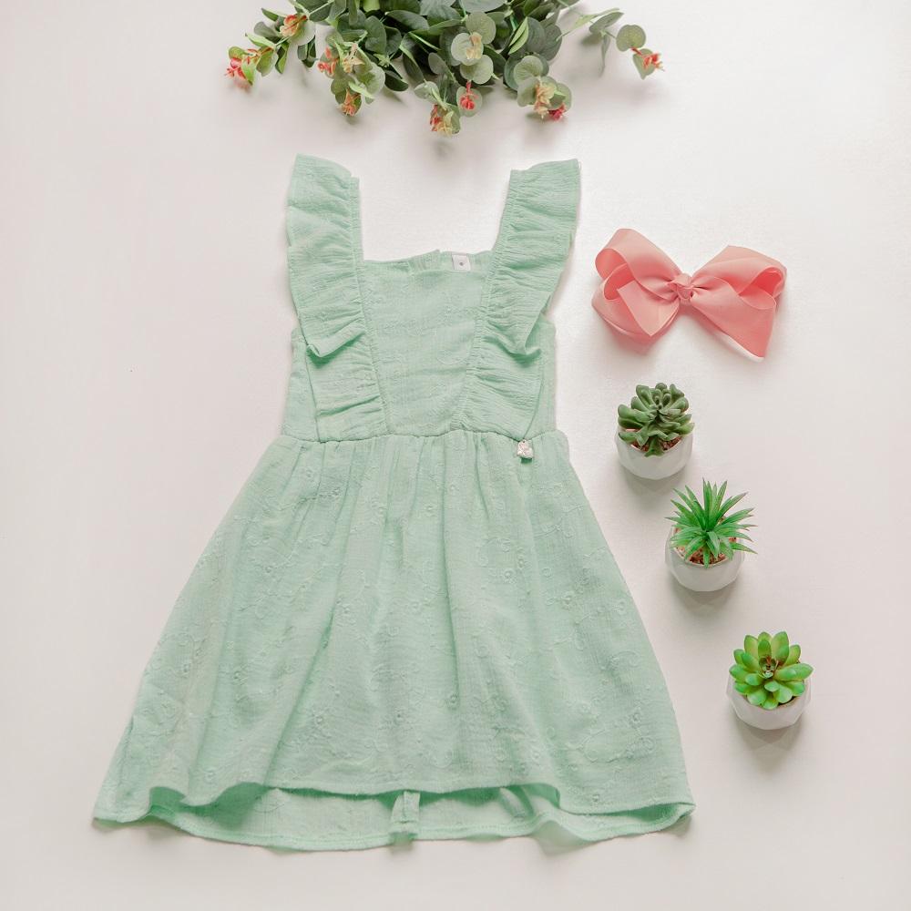 Vestido Infantil Menina Eliza
