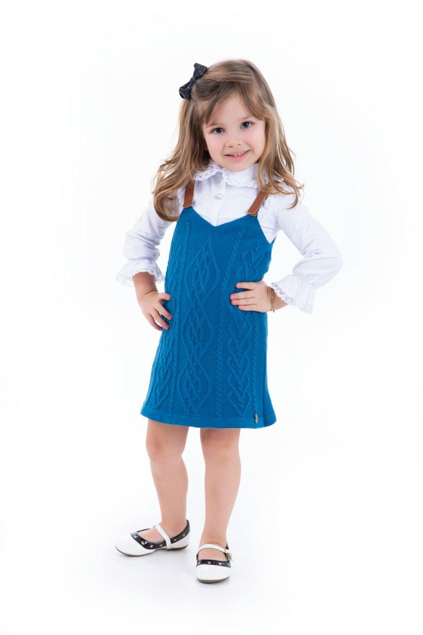 Vestido Isabel Kids