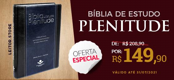 biblia estudo plenitude