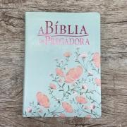 A Bíblia da Pregadora - Grande - Floral verde - RA