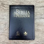 A Bíblia do Pregador - Grande - Preta - RA