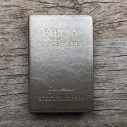 Bíblia de Estudo Joyce Meyer / com notas e comentários de Joyce Meyer  - Dourada
