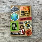 Bíblia Dunamis - Stickers - NAA