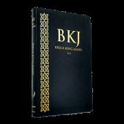 Bíblia King James 1611 (Ultrafina - Preta) BKJ 1611