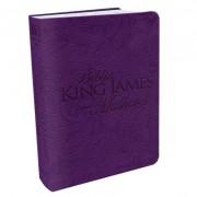 Bíblia King James Para Mulheres (Roxo) BKJ 1611