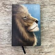 Bíblia Leão Aslan - NAA - Capa Dura