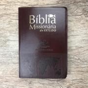 Bíblia Missionária de Estudo - RA