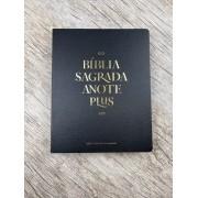 Bíblia Sagrada Anote Plus / Preta