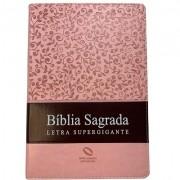 Bíblia Sagrada Supergigante NAA - Feminina com índice