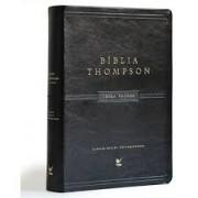 Bíblia Thompson AEC Letra Grande – capa luxo PU preto