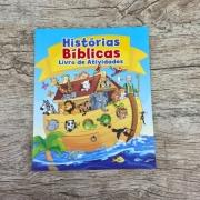 Histórias Bíblicas - Livro de atividades