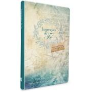 Inspirações de Fé – Livro de anotações