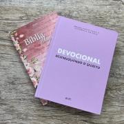 Kit Desenvolvendo o Secreto + Bíblia NVT Mulher Virtuosa *envio a partir do dia 01/06*