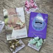 Kit Mulheres na Bíblia + E se suas bênçãos vierem através de lágrimas? + Brinde