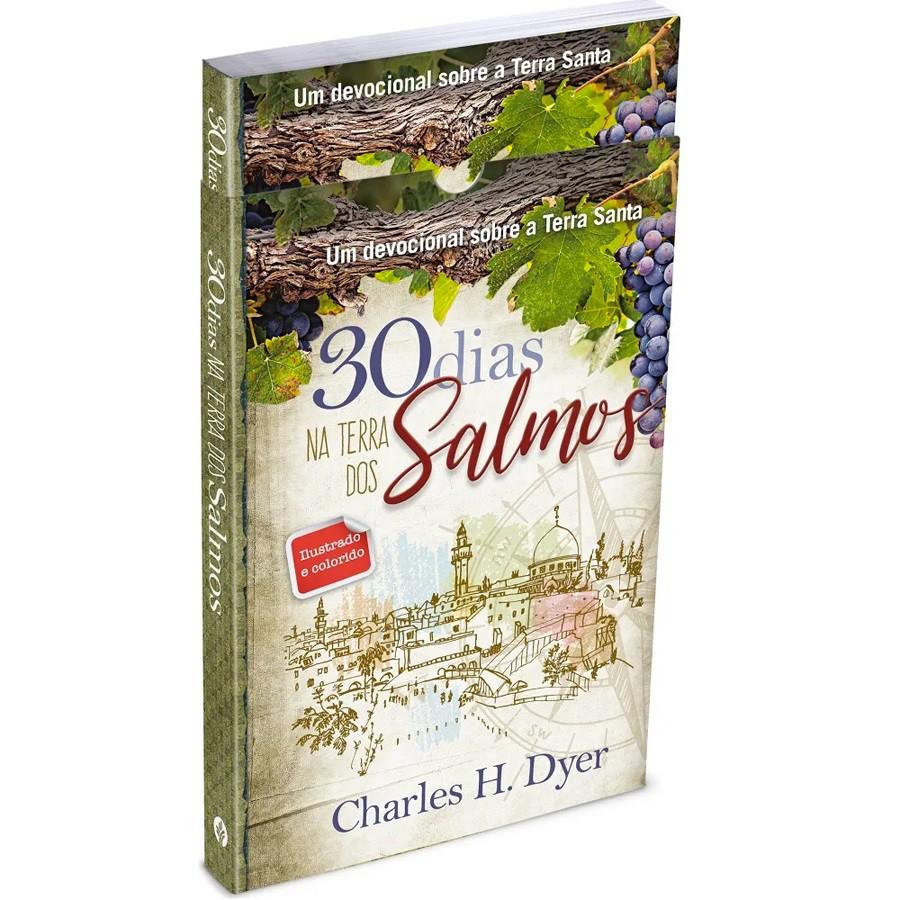 30 Dias na Terra dos Salmos – Box Para Presente