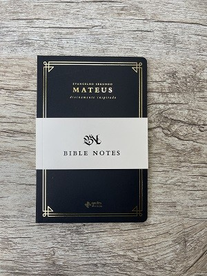 BIBLE NOTES -Evangelho de Mateus