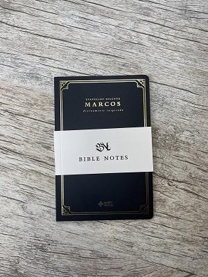BIBLE NOTES - Evangelho Marcos