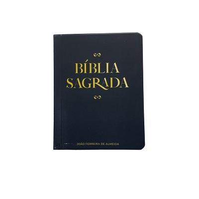 Biblia ARC - Brochura - Preta - pequena