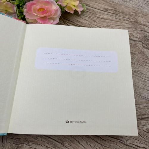 Bíblia com espaço para anotações NVI - Coração Puro