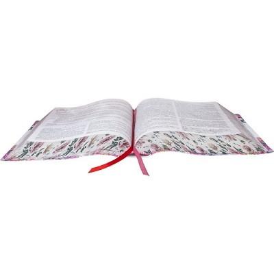 Bíblia da Pregadora Pentecostal - Grande c/capa protetora - Acompanha caixa de presente