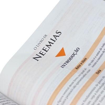 Bíblia de Estudo NAA - Frete Grátis