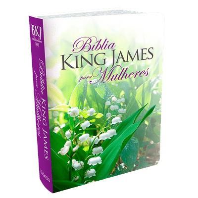 Bíblia King James Para Mulheres (Florida) BKJ 1611