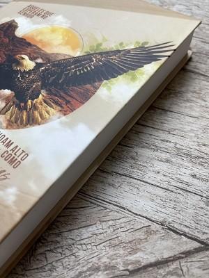 Bíblia NAA - Letra Grande - Como Águias