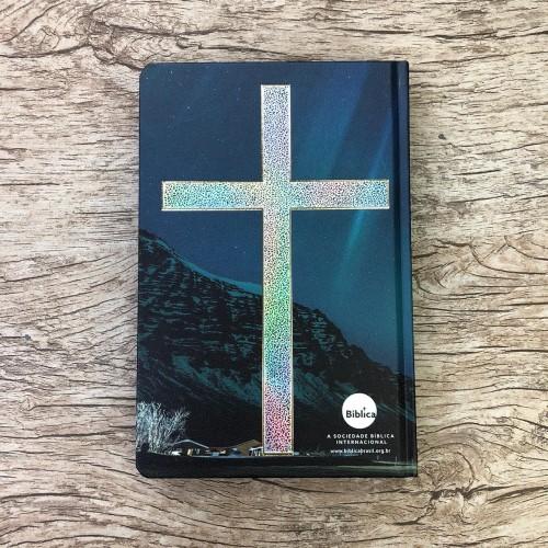 Bíblia NVI Glory, Honor and Power - Letra Normal - Capa Dura