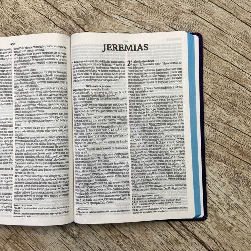Bíblia NVI Slim semi luxo - Color pop it