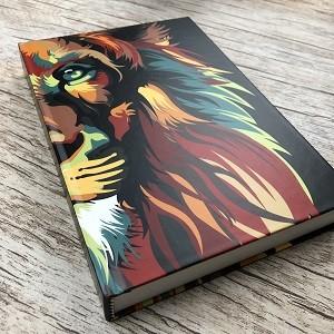 Bíblia NVT 960 -Lion Colors Nature