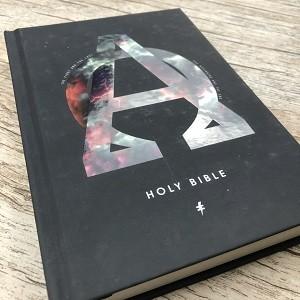 Bíblia Sagrada - Alpha e Omega - NAA - Letra Normal