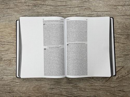 Bíblia Sagrada Anote Plus / Preta + Brinde