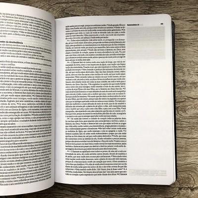 Bíblia Sagrada Jornada - Edição Luxo