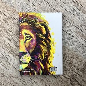Bíblia Sagrada - Leão - Estrala da Manhã - Capa Dura - NAA