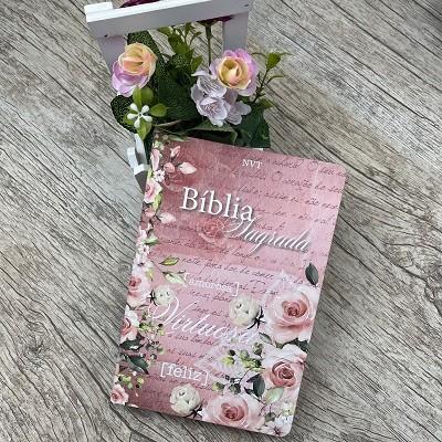 Bíblia Sagrada Mulher Virtuosa - NVT