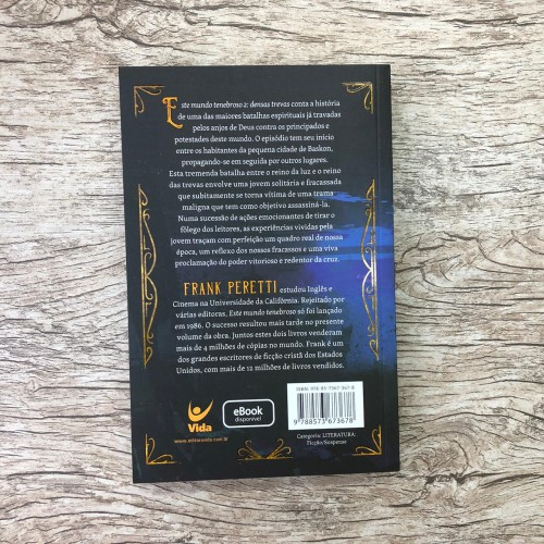 Box 2 Livros - Este mundo Tenebroso vol. 1 e 2