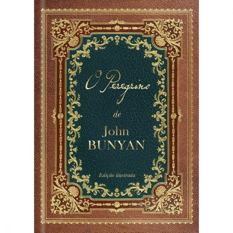 Box O peregrino + A peregrina - John Bunyan