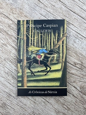 Coleção Completa As Crônicas de Nárnia / 7 Livros / C.S. Lewis