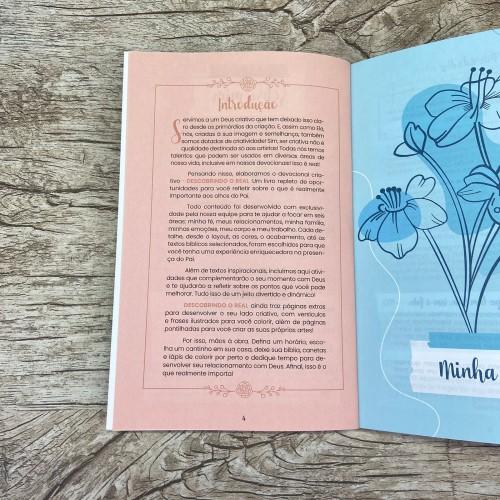 Devocional Descobrindo o Real - Floral
