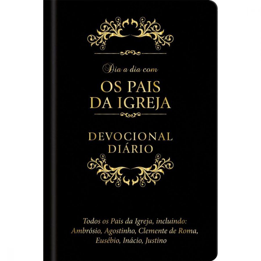 Dia a dia com os Pais da Igreja – Capa Couro