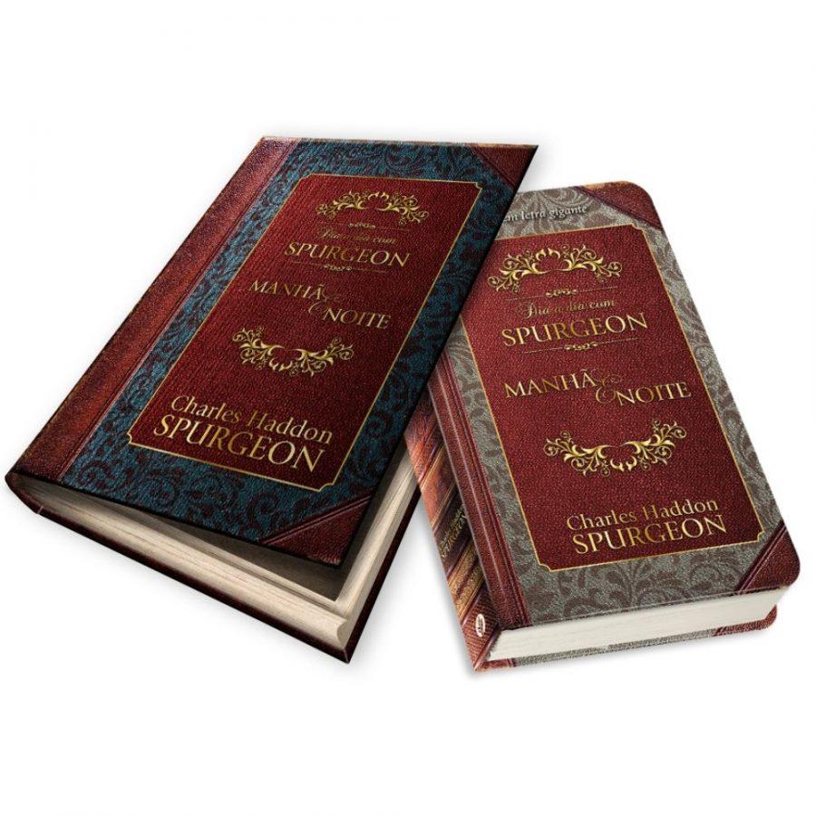 Dia a Dia com Spurgeon – Edição Em Letra Gigante – Box Para Presente