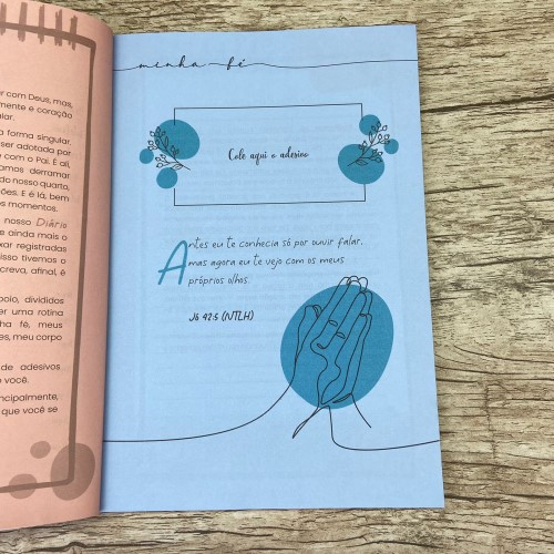 Diário Para Mulheres de Oração - Minimalista