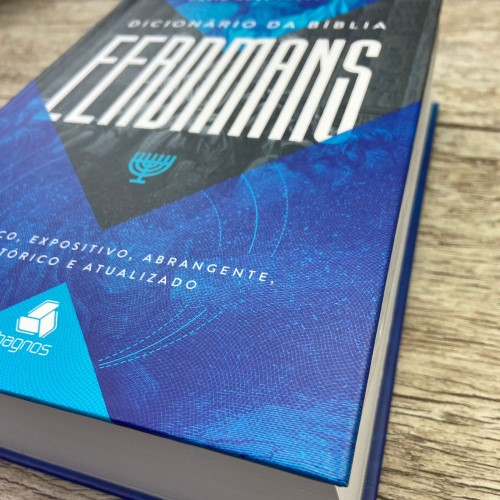 Dicionário da Bíblia Eerdmans - David Noel Freedman